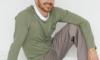 Férfi pizsamák egyedi design, egyedi mintákkal