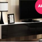 TV állvány fekete