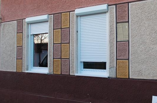 műanyag ablakok